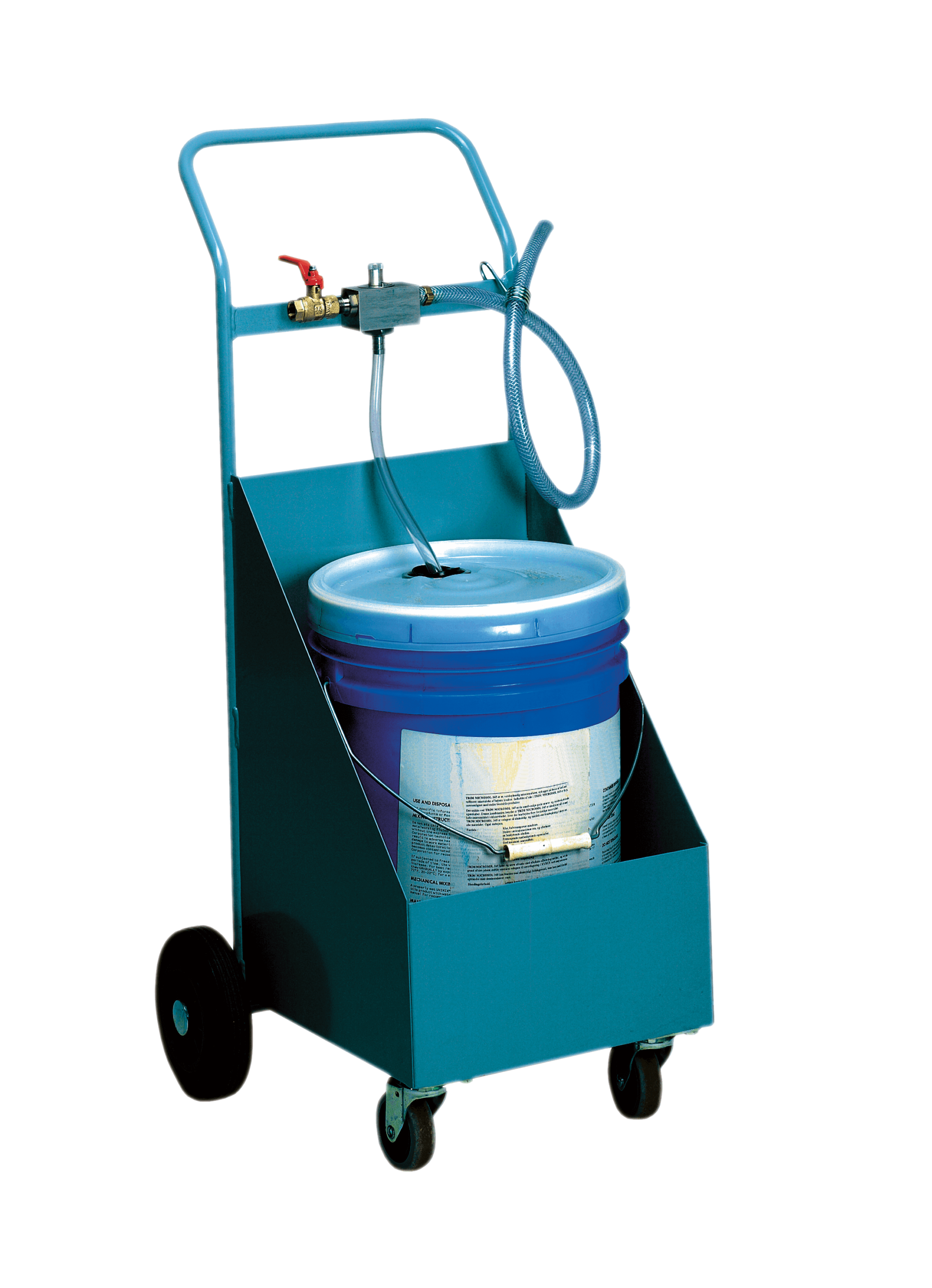 Nimatic Mixer Trolley – incl. Nimatic Emulsion Mixer (A-900)